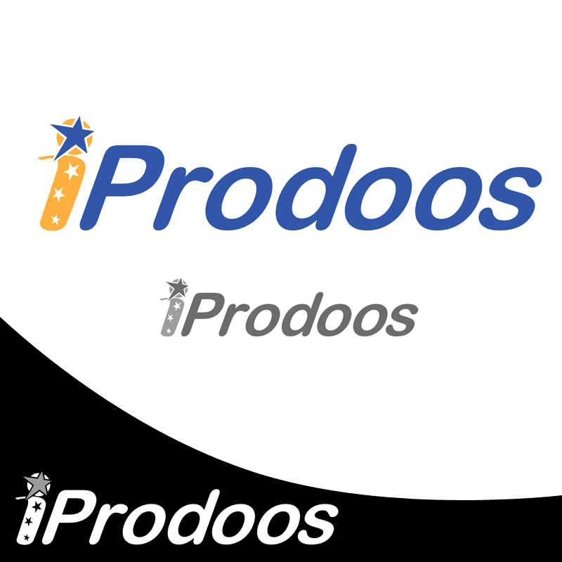 Logo Design by Private User - Entry No. 8 in the Logo Design Contest New Logo Design for iProdoos.