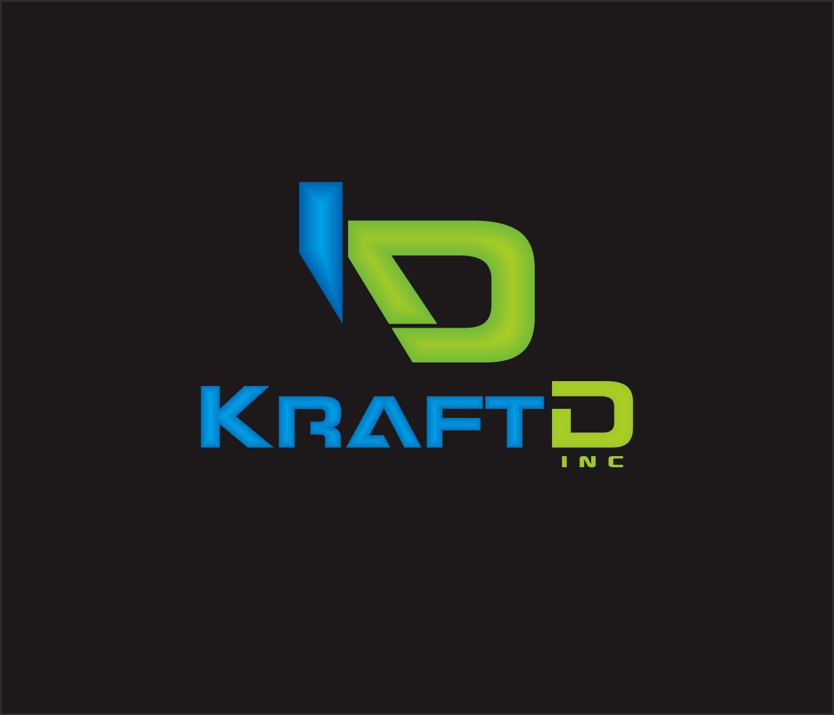 Logo Design by Armada Jamaluddin - Entry No. 302 in the Logo Design Contest Unique Logo Design Wanted for Kraft D Inc.