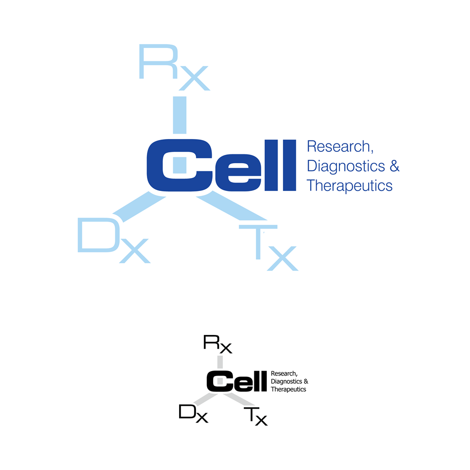 Logo Design by xenowebdev - Entry No. 80 in the Logo Design Contest Cell Research, Diagnostics & Therapeutics Ltd (RxDxTx).