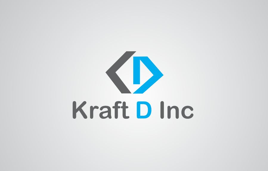 Logo Design by Tenstar Design - Entry No. 304 in the Logo Design Contest Unique Logo Design Wanted for Kraft D Inc.
