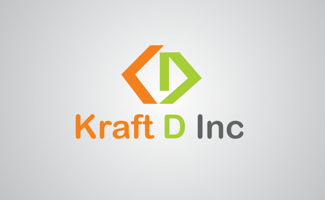 Logo Design by Tenstar Design - Entry No. 305 in the Logo Design Contest Unique Logo Design Wanted for Kraft D Inc.