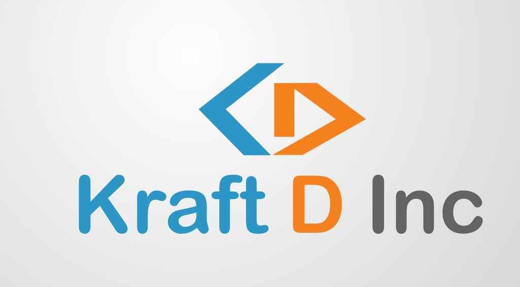 Logo Design by Tenstar Design - Entry No. 306 in the Logo Design Contest Unique Logo Design Wanted for Kraft D Inc.