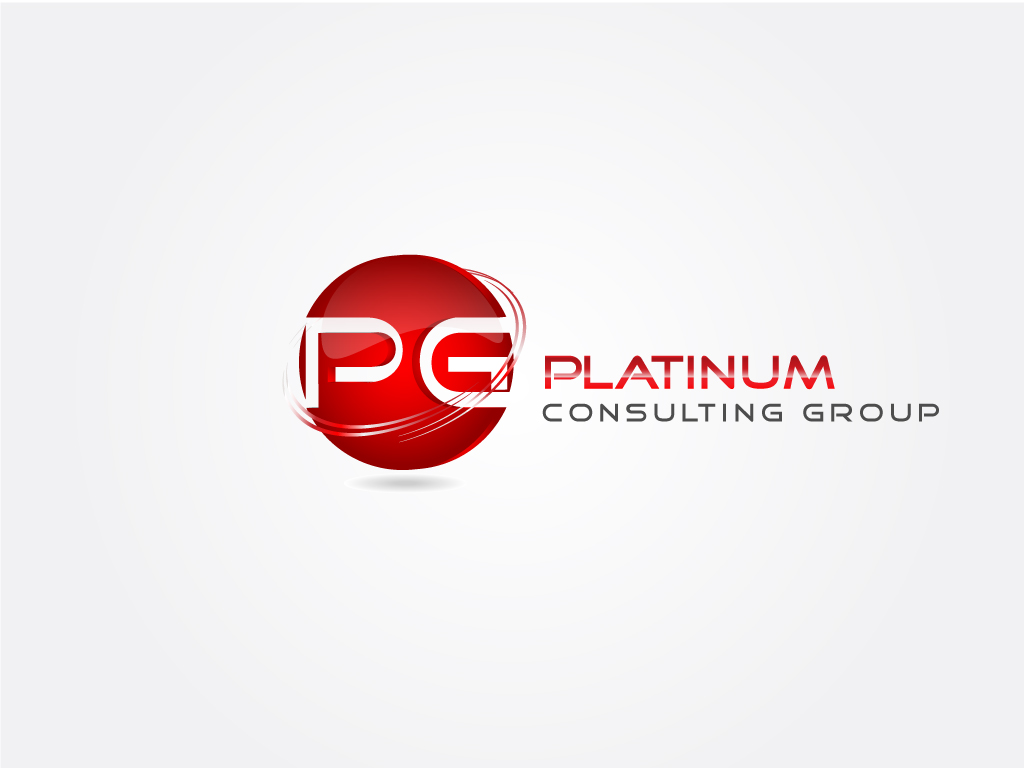 Logo Design by Jagdeep Singh - Entry No. 52 in the Logo Design Contest Captivating Logo Design for Platinum Consulting Group.