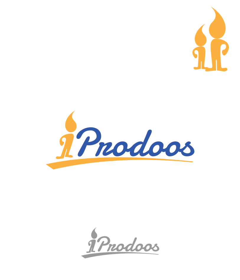 Logo Design by graphicleaf - Entry No. 10 in the Logo Design Contest New Logo Design for iProdoos.