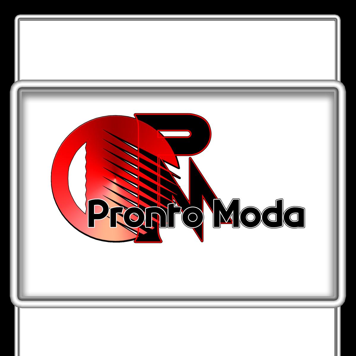 Logo Design by MITUCA ANDREI - Entry No. 29 in the Logo Design Contest Captivating Logo Design for Pronto moda.