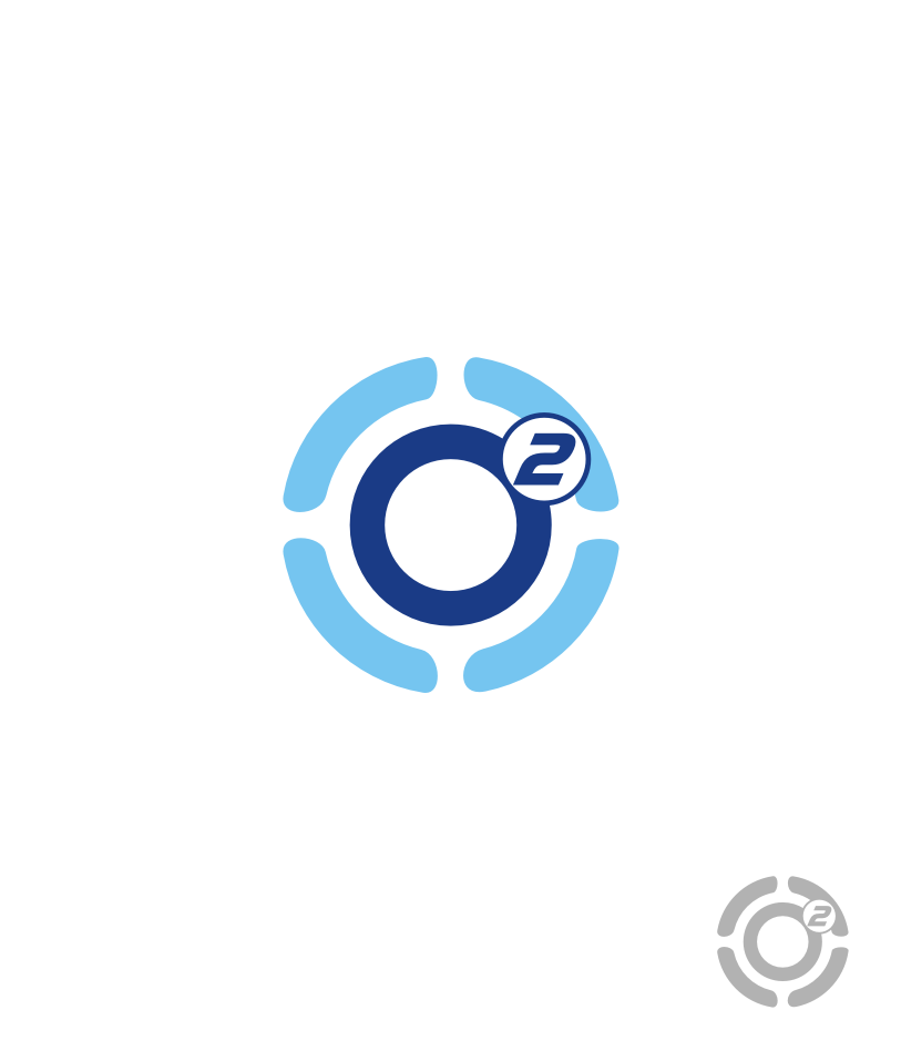 Logo Design by graphicleaf - Entry No. 8 in the Logo Design Contest Artistic Logo Design for O2.