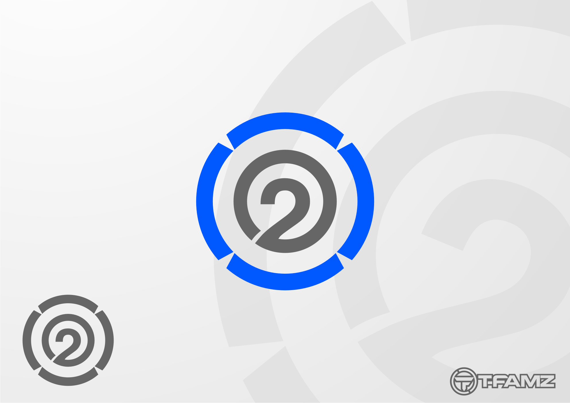 Logo Design by Tille Famz - Entry No. 10 in the Logo Design Contest Artistic Logo Design for O2.