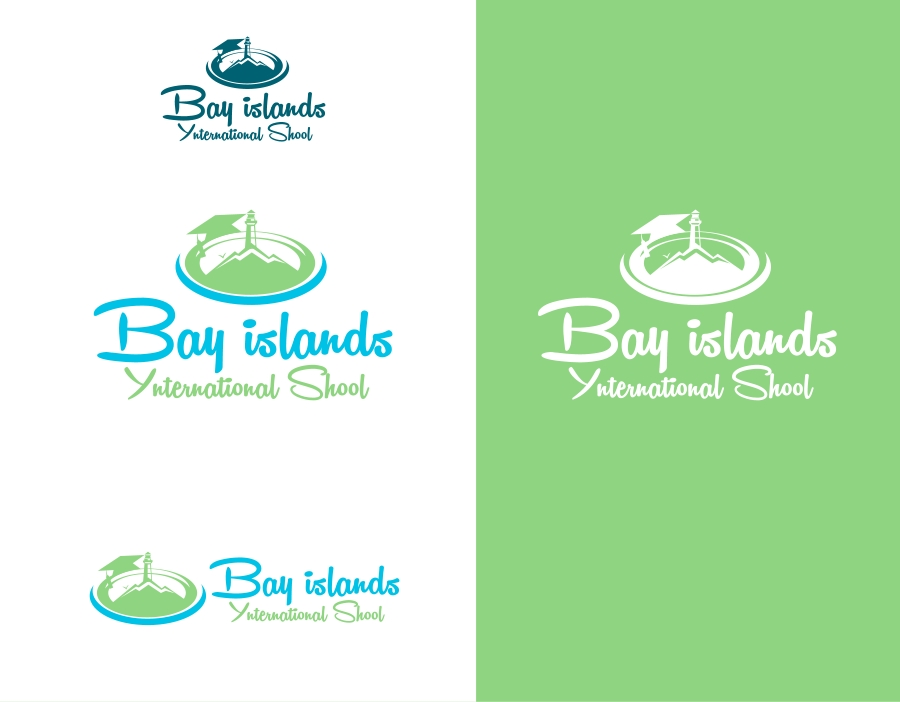 Logo Design by Private User - Entry No. 61 in the Logo Design Contest Creative Logo Design for Bay Islands International School.