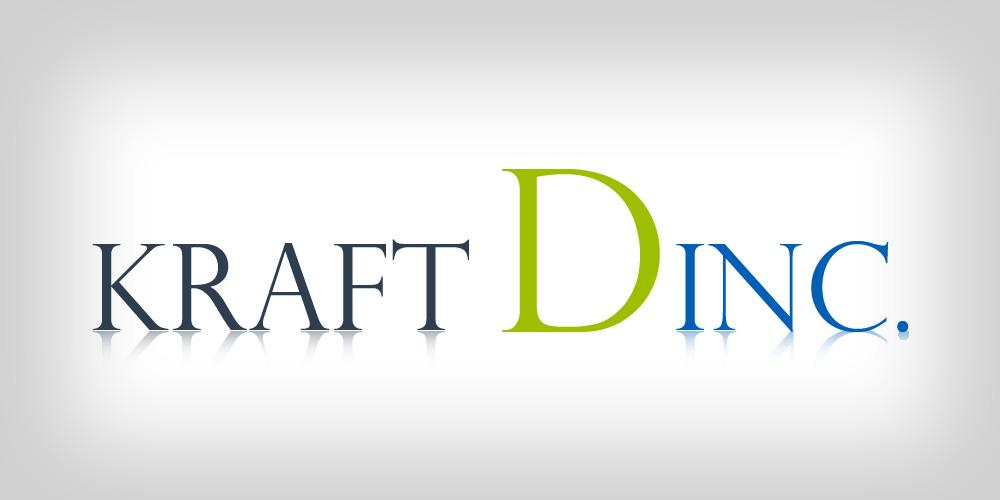 Logo Design by Animesh Shrivastava - Entry No. 320 in the Logo Design Contest Unique Logo Design Wanted for Kraft D Inc.
