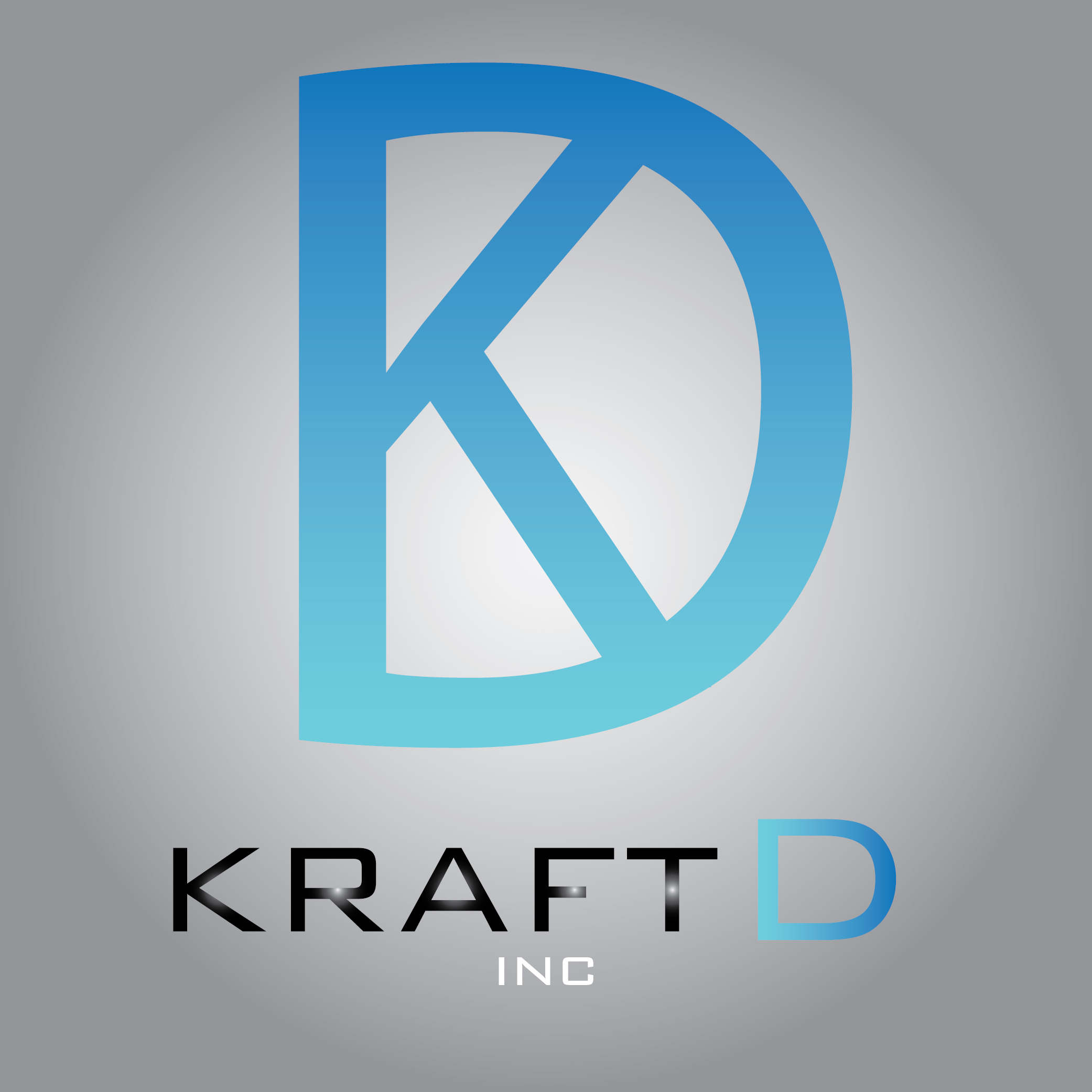 Logo Design by Private User - Entry No. 321 in the Logo Design Contest Unique Logo Design Wanted for Kraft D Inc.