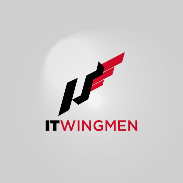 Logo Design by Private User - Entry No. 2 in the Logo Design Contest New Logo Design for IT Wingmen.