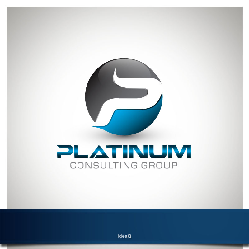 Logo Design by Private User - Entry No. 58 in the Logo Design Contest Captivating Logo Design for Platinum Consulting Group.