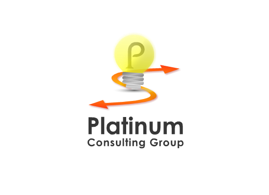 Logo Design by Ismail Adhi Wibowo - Entry No. 59 in the Logo Design Contest Captivating Logo Design for Platinum Consulting Group.