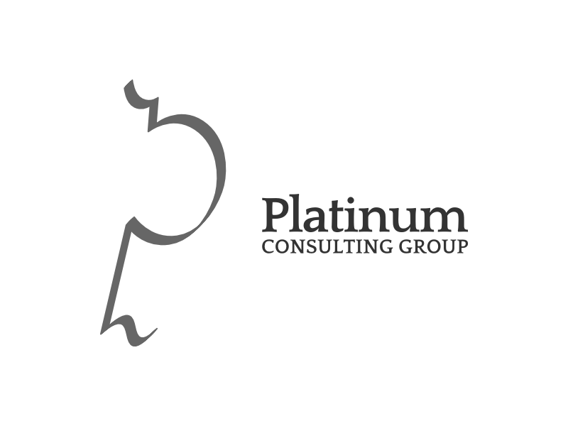 Logo Design by Alfred Xing - Entry No. 60 in the Logo Design Contest Captivating Logo Design for Platinum Consulting Group.