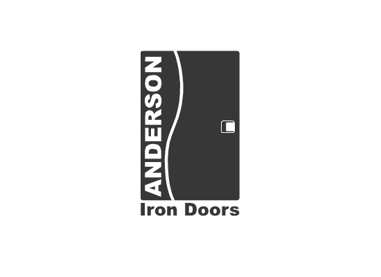 Logo Design by Ismail Adhi Wibowo - Entry No. 49 in the Logo Design Contest Artistic Logo Design for Anderson Iron Doors.
