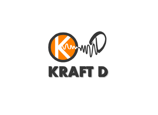 Logo Design by Ismail Adhi Wibowo - Entry No. 334 in the Logo Design Contest Unique Logo Design Wanted for Kraft D Inc.