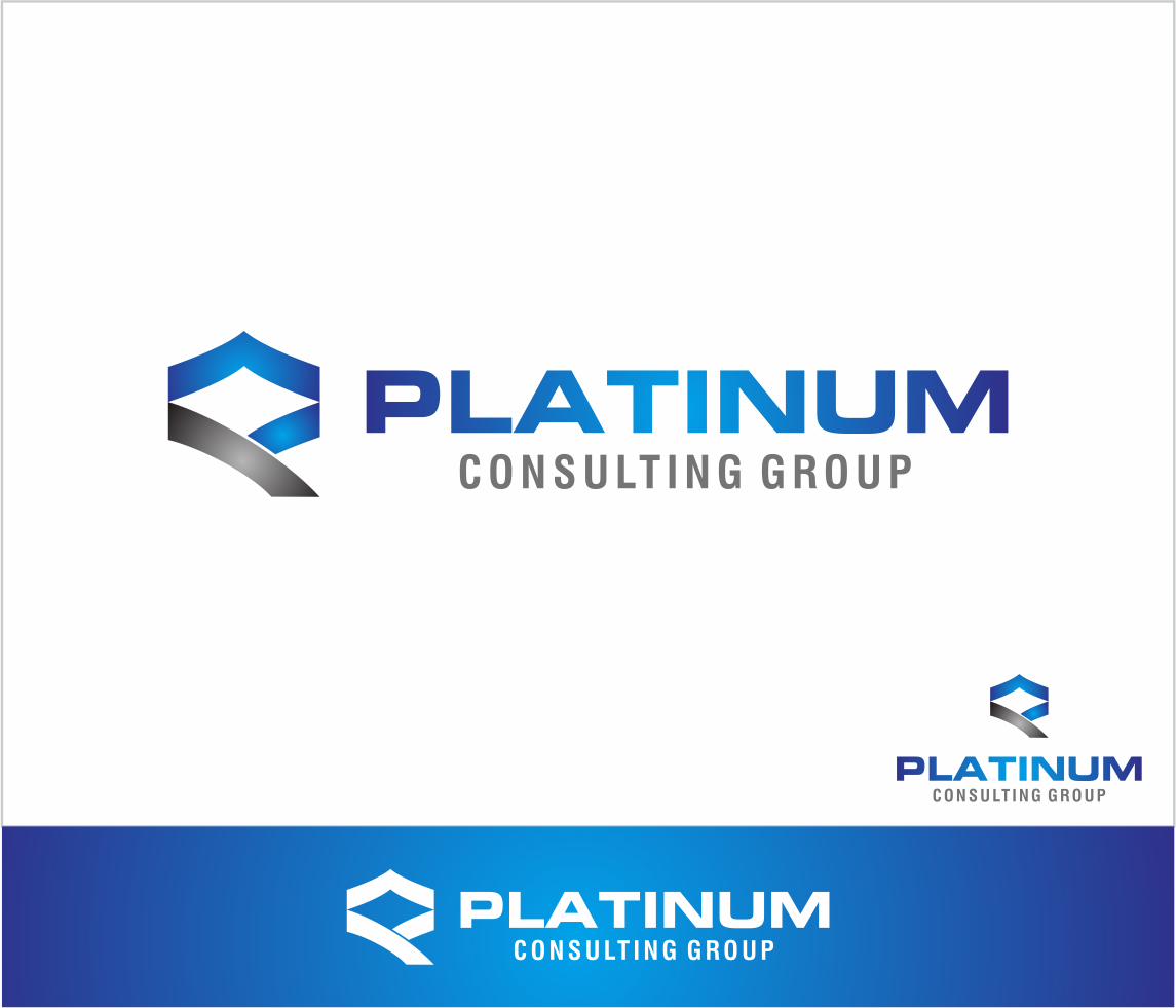 Logo Design by Armada Jamaluddin - Entry No. 61 in the Logo Design Contest Captivating Logo Design for Platinum Consulting Group.