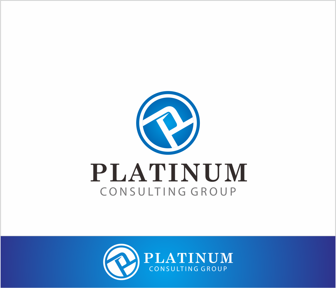 Logo Design by Armada Jamaluddin - Entry No. 62 in the Logo Design Contest Captivating Logo Design for Platinum Consulting Group.