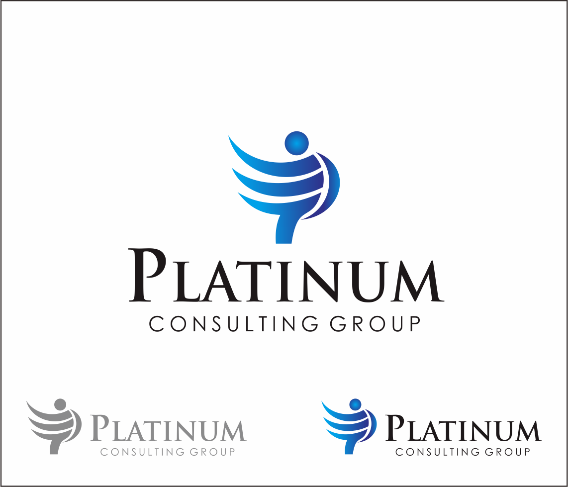 Logo Design by Armada Jamaluddin - Entry No. 63 in the Logo Design Contest Captivating Logo Design for Platinum Consulting Group.