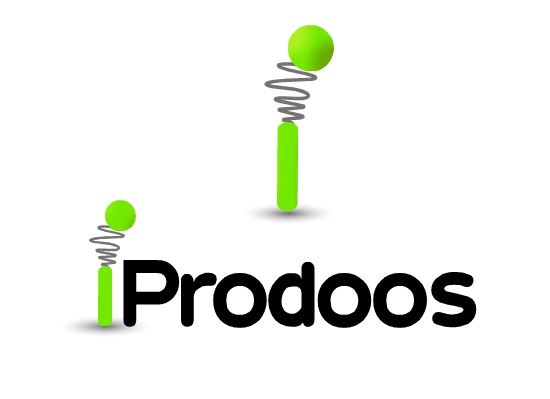 Logo Design by Ismail Adhi Wibowo - Entry No. 22 in the Logo Design Contest New Logo Design for iProdoos.