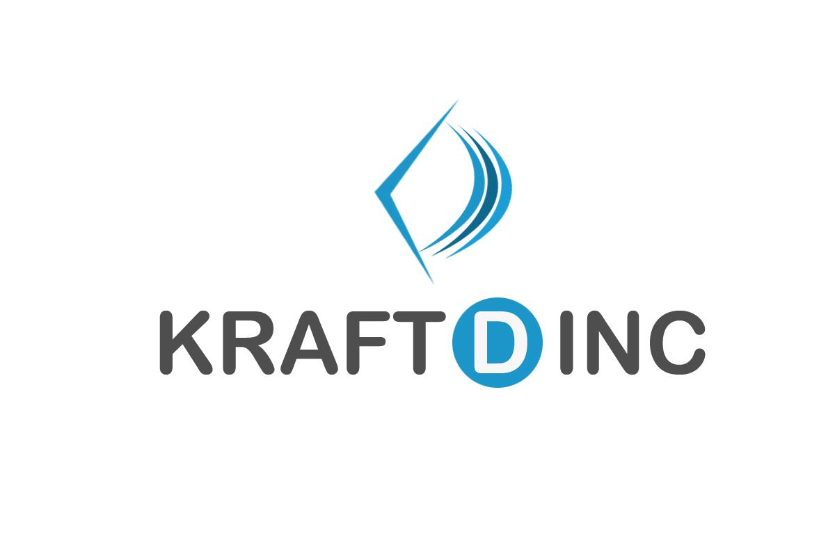 Logo Design by Srikant Budakoti - Entry No. 338 in the Logo Design Contest Unique Logo Design Wanted for Kraft D Inc.