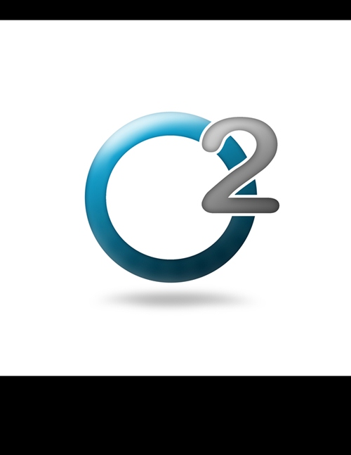 Logo Design by Respati Himawan - Entry No. 17 in the Logo Design Contest Artistic Logo Design for O2.