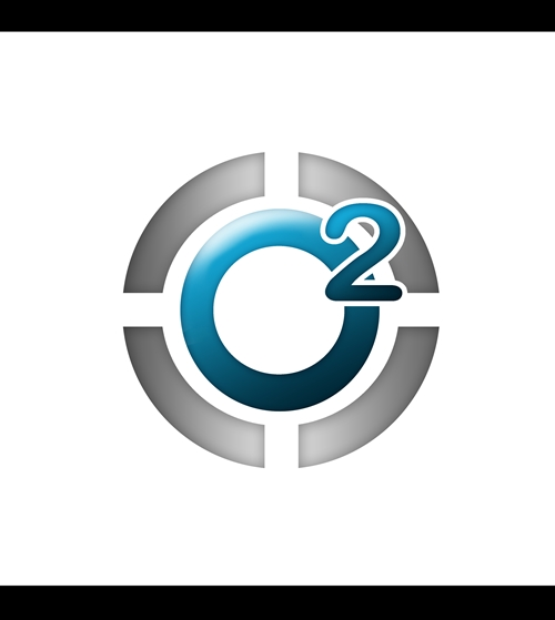 Logo Design by Respati Himawan - Entry No. 19 in the Logo Design Contest Artistic Logo Design for O2.