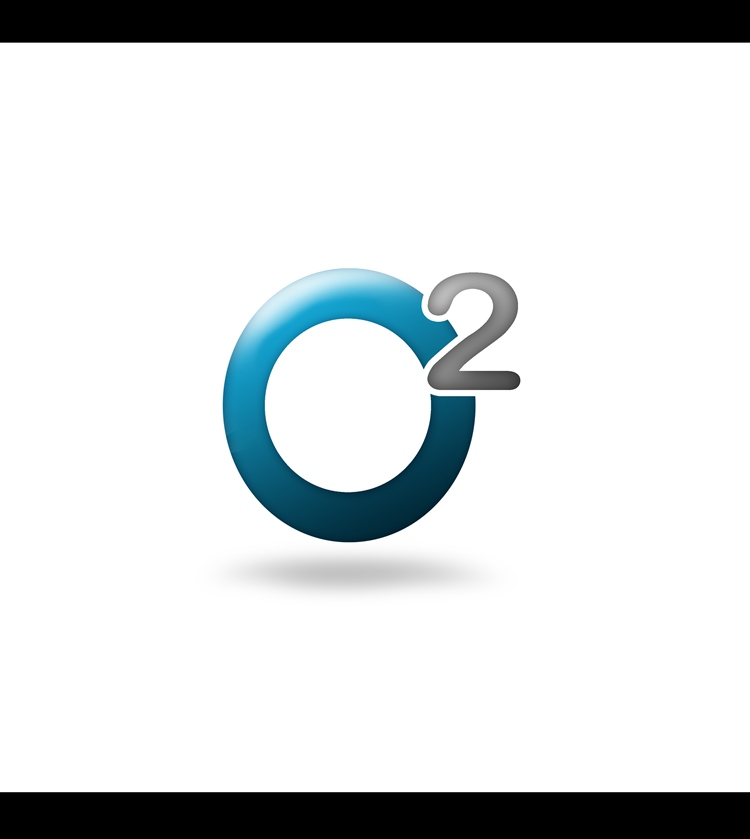 Logo Design by Respati Himawan - Entry No. 22 in the Logo Design Contest Artistic Logo Design for O2.