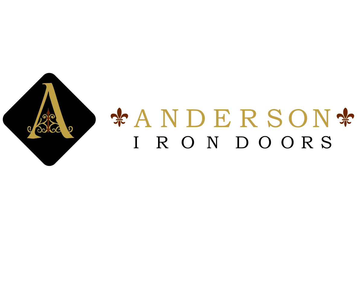 Logo Design by franz - Entry No. 51 in the Logo Design Contest Artistic Logo Design for Anderson Iron Doors.