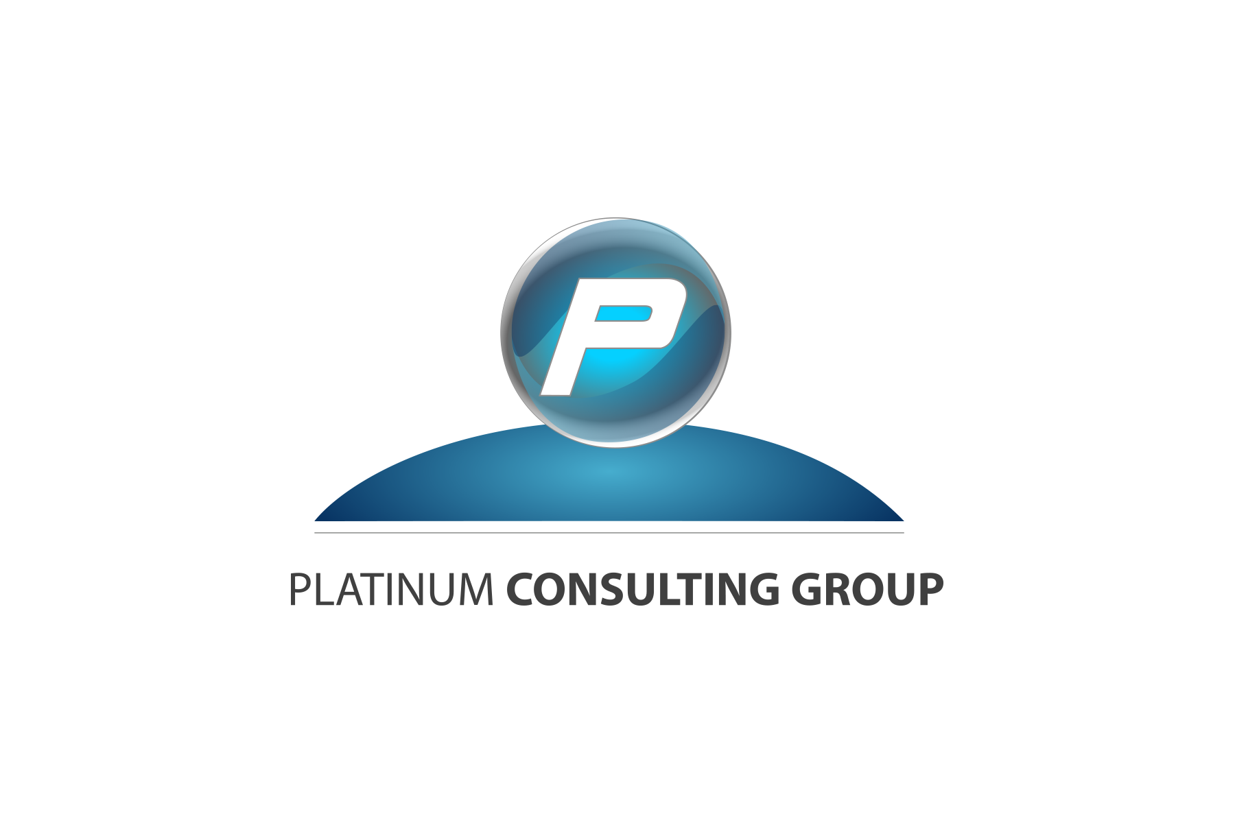 Logo Design by Rozsa Matyas - Entry No. 67 in the Logo Design Contest Captivating Logo Design for Platinum Consulting Group.
