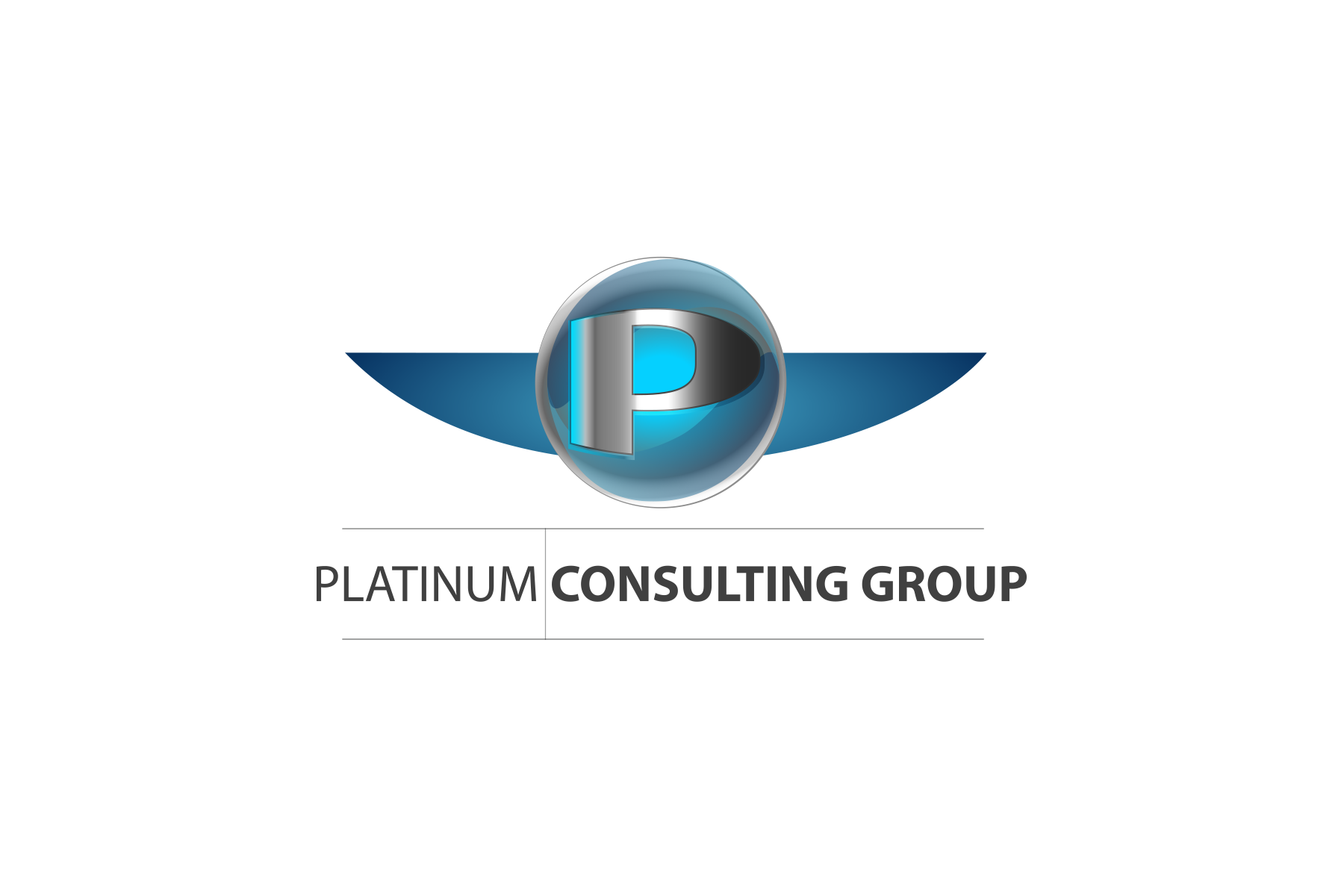 Logo Design by Rozsa Matyas - Entry No. 68 in the Logo Design Contest Captivating Logo Design for Platinum Consulting Group.
