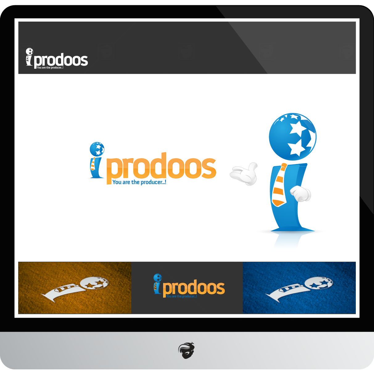 Logo Design by zesthar - Entry No. 27 in the Logo Design Contest New Logo Design for iProdoos.