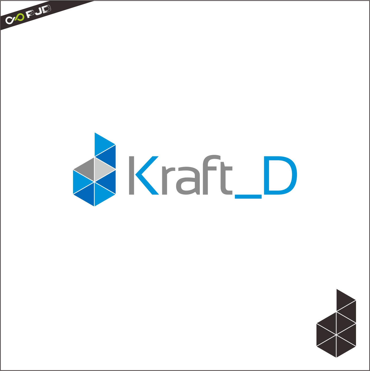 Logo Design by PJD - Entry No. 353 in the Logo Design Contest Unique Logo Design Wanted for Kraft D Inc.