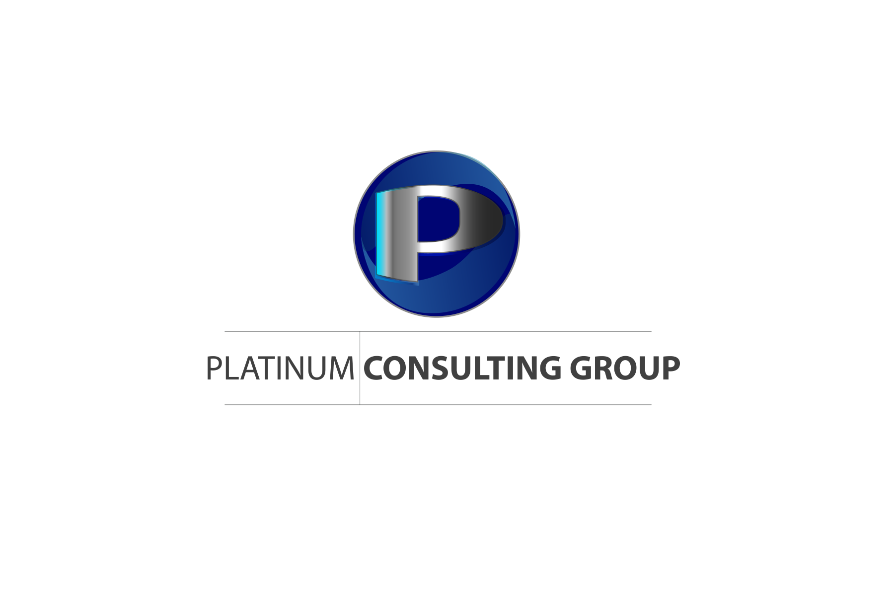Logo Design by Rozsa Matyas - Entry No. 69 in the Logo Design Contest Captivating Logo Design for Platinum Consulting Group.