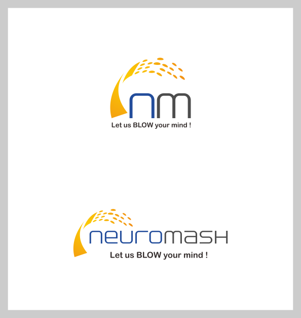 Logo Design by Private User - Entry No. 6 in the Logo Design Contest Unique Logo Design Wanted for NeuroMash.