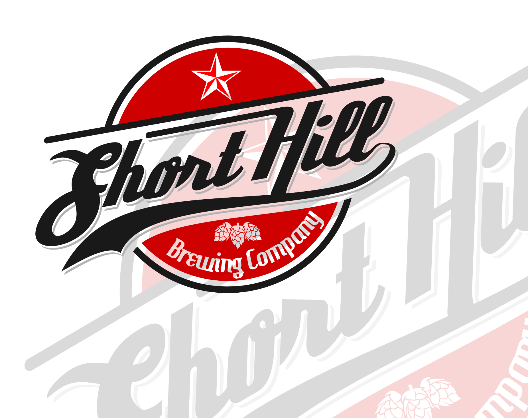 Logo Design by Tille Famz - Entry No. 39 in the Logo Design Contest Unique Logo Design Wanted for Short Hill Brewing Company.