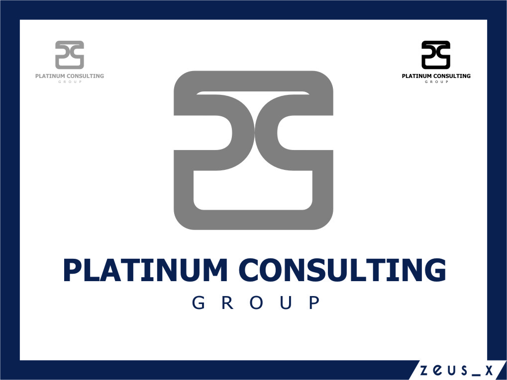 Logo Design by RasYa Muhammad Athaya - Entry No. 75 in the Logo Design Contest Captivating Logo Design for Platinum Consulting Group.