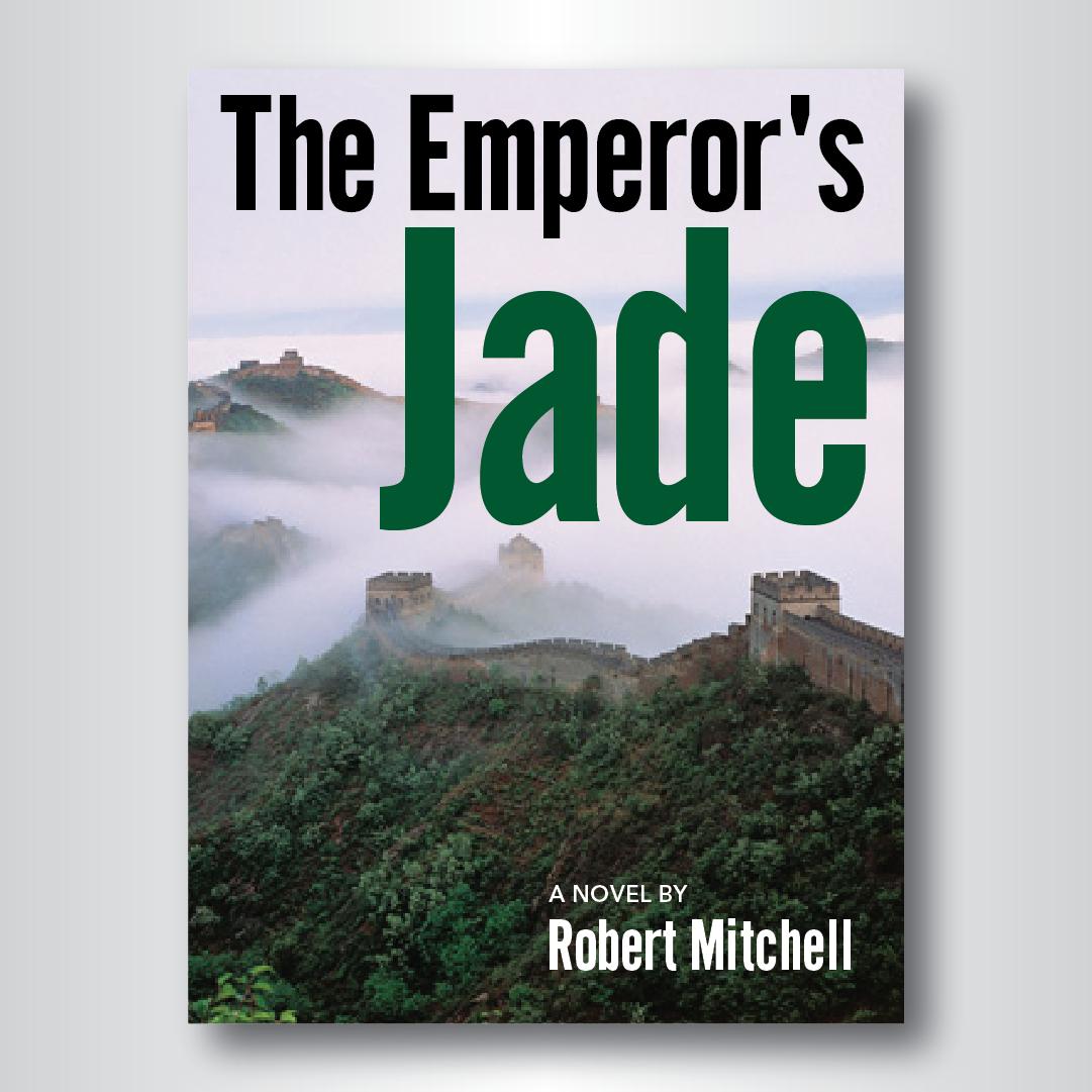 Book Cover Design by darkobovan - Entry No. 7 in the Book Cover Design Contest Book Cover Design for The Emperor's Jade.