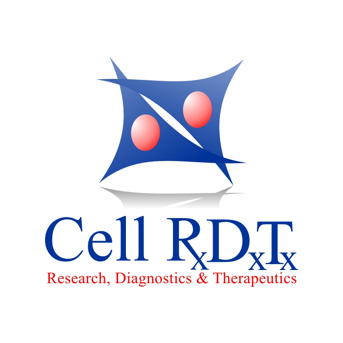 Logo Design by aspstudio - Entry No. 105 in the Logo Design Contest Cell Research, Diagnostics & Therapeutics Ltd (RxDxTx).
