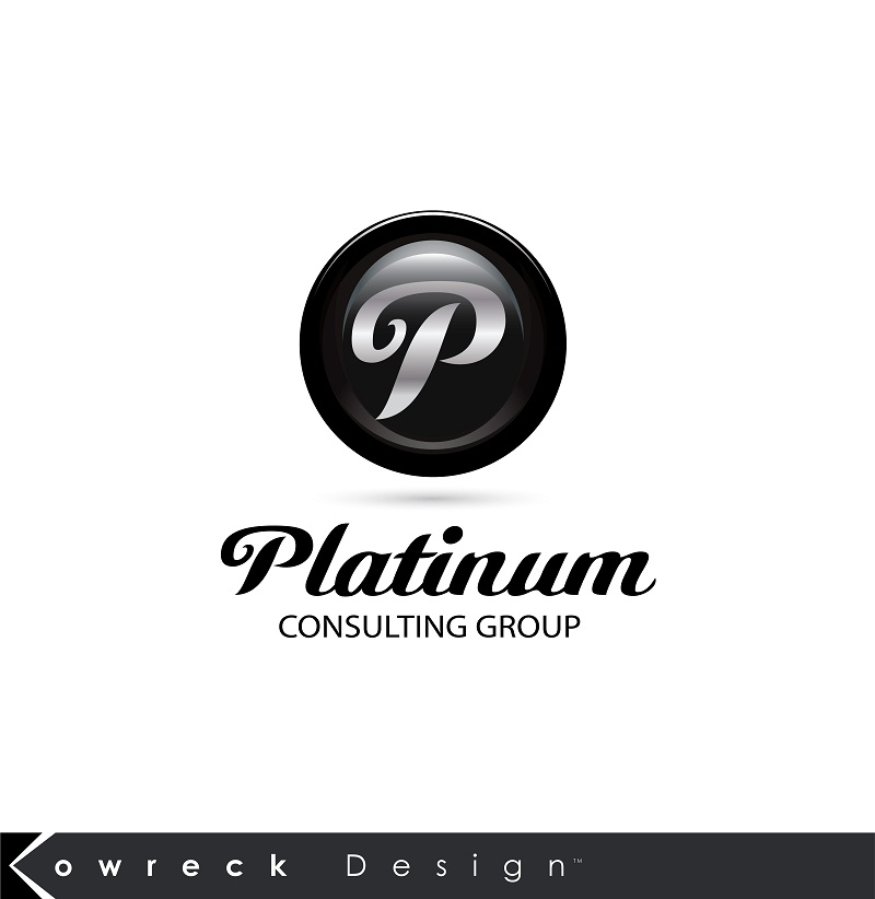 Logo Design by kowreck - Entry No. 77 in the Logo Design Contest Captivating Logo Design for Platinum Consulting Group.