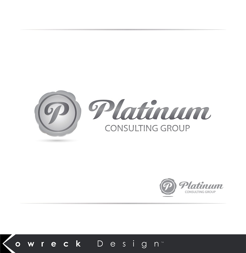 Logo Design by kowreck - Entry No. 78 in the Logo Design Contest Captivating Logo Design for Platinum Consulting Group.