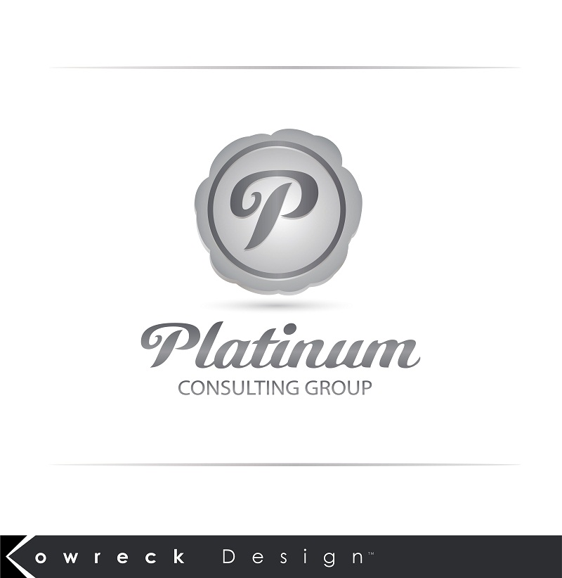 Logo Design by kowreck - Entry No. 79 in the Logo Design Contest Captivating Logo Design for Platinum Consulting Group.