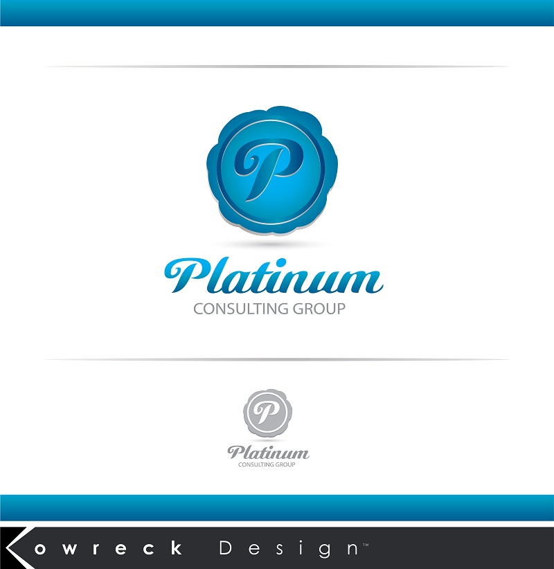 Logo Design by kowreck - Entry No. 80 in the Logo Design Contest Captivating Logo Design for Platinum Consulting Group.