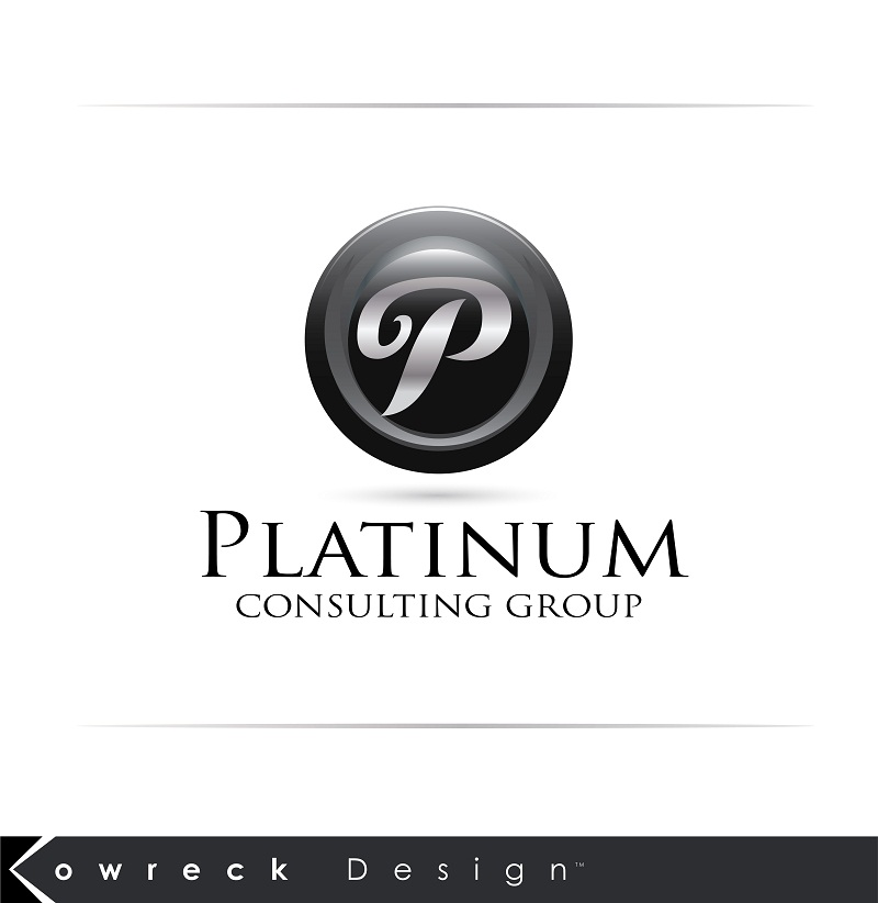 Logo Design by kowreck - Entry No. 81 in the Logo Design Contest Captivating Logo Design for Platinum Consulting Group.