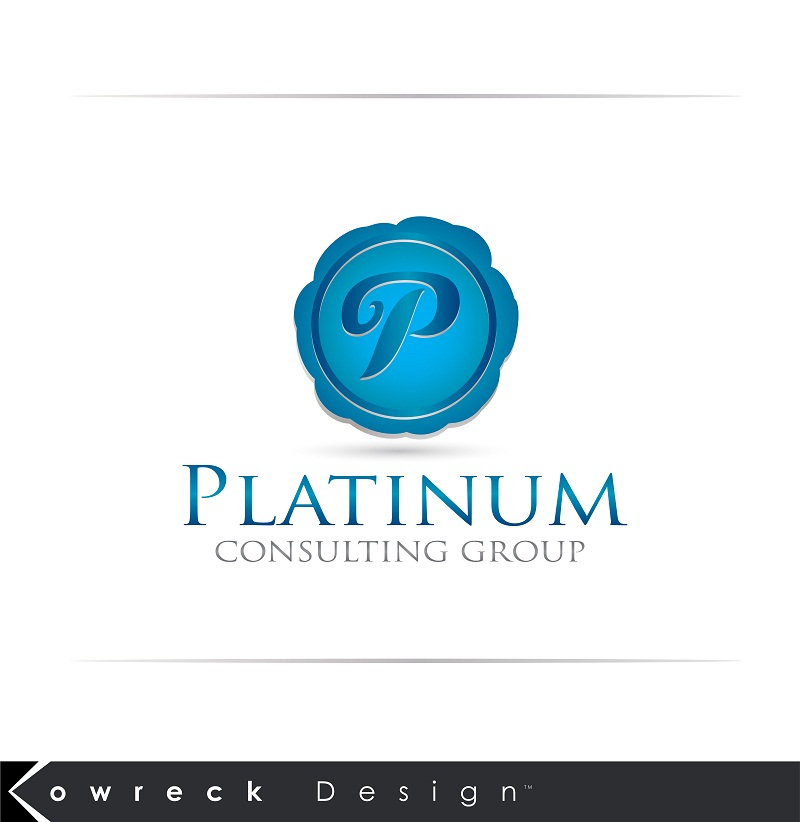 Logo Design by kowreck - Entry No. 82 in the Logo Design Contest Captivating Logo Design for Platinum Consulting Group.