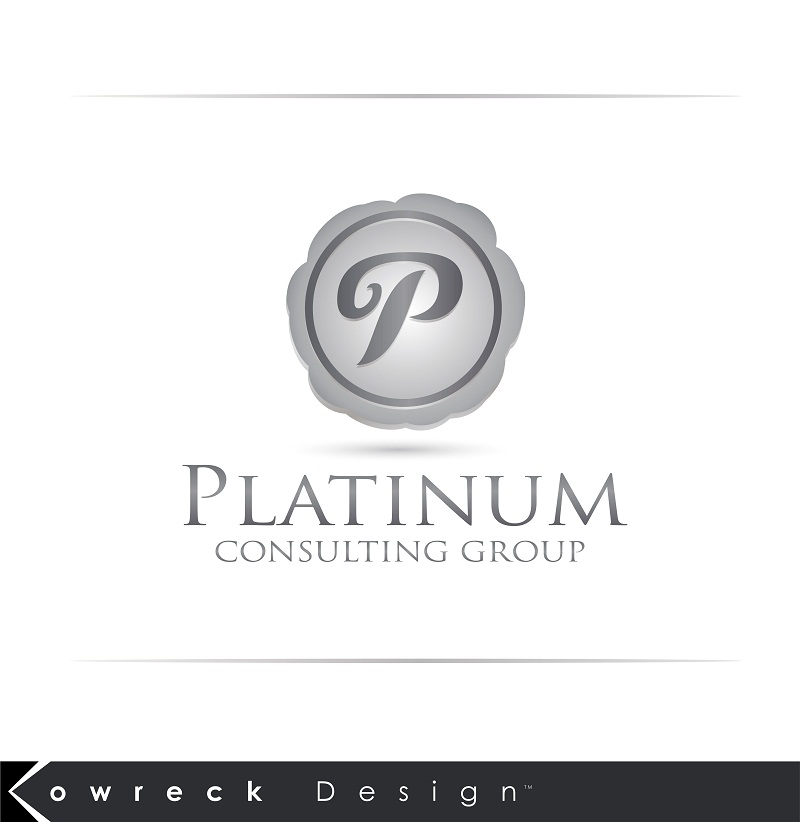 Logo Design by kowreck - Entry No. 83 in the Logo Design Contest Captivating Logo Design for Platinum Consulting Group.
