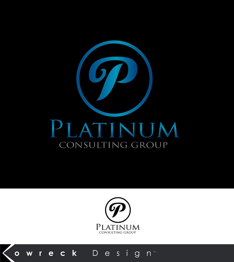 Logo Design by kowreck - Entry No. 84 in the Logo Design Contest Captivating Logo Design for Platinum Consulting Group.