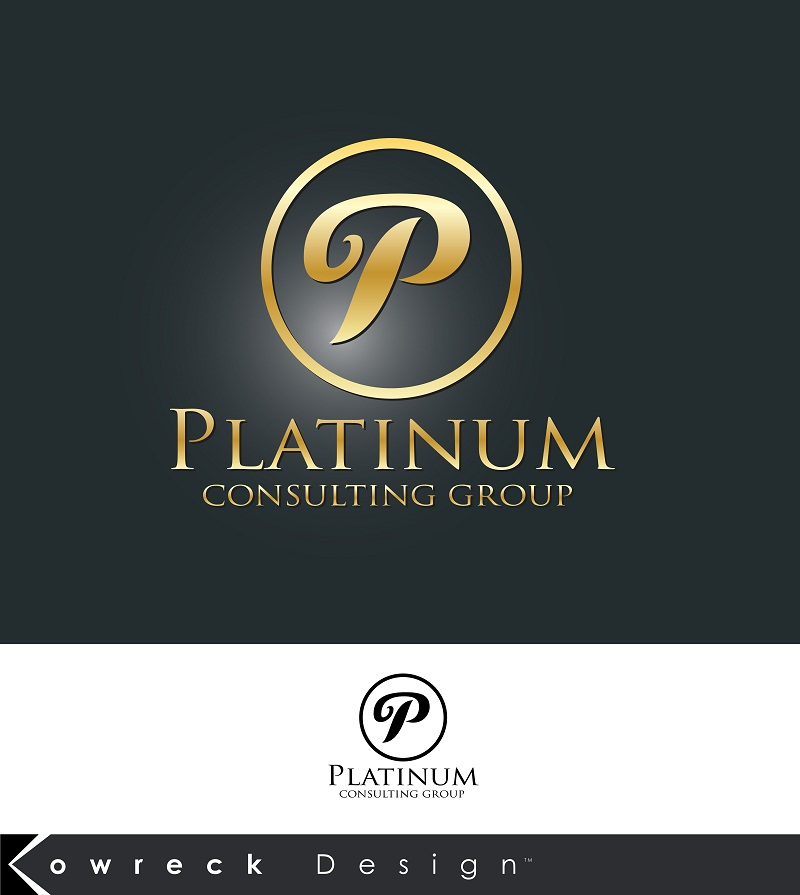 Logo Design by kowreck - Entry No. 86 in the Logo Design Contest Captivating Logo Design for Platinum Consulting Group.