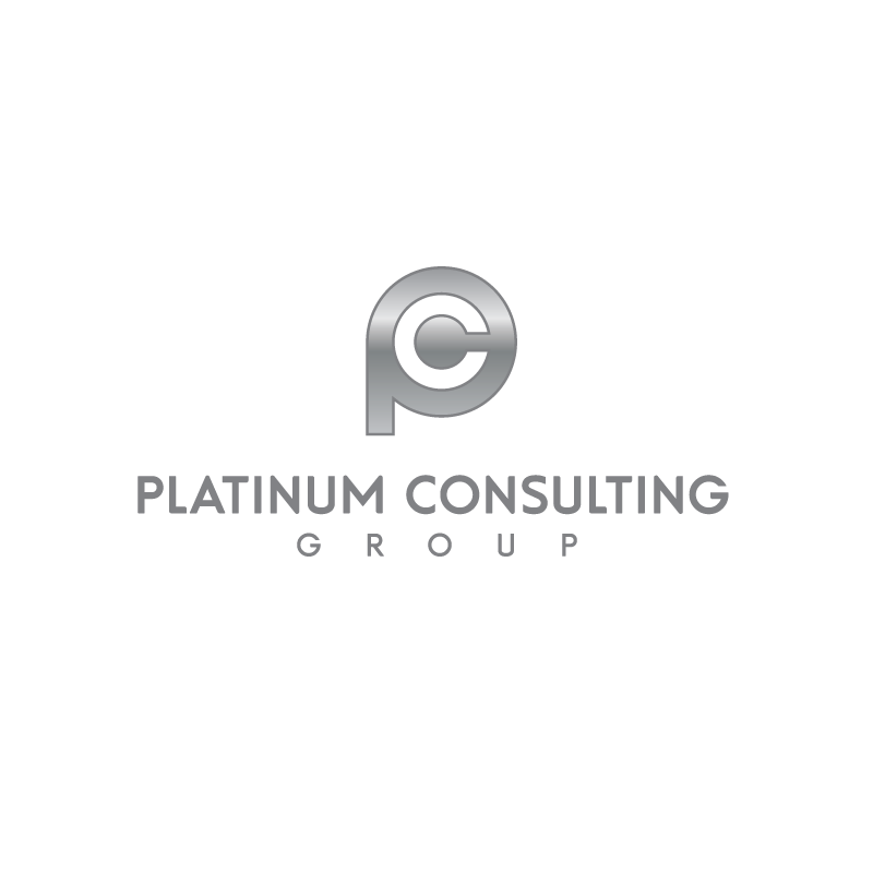 Logo Design by morabira - Entry No. 87 in the Logo Design Contest Captivating Logo Design for Platinum Consulting Group.
