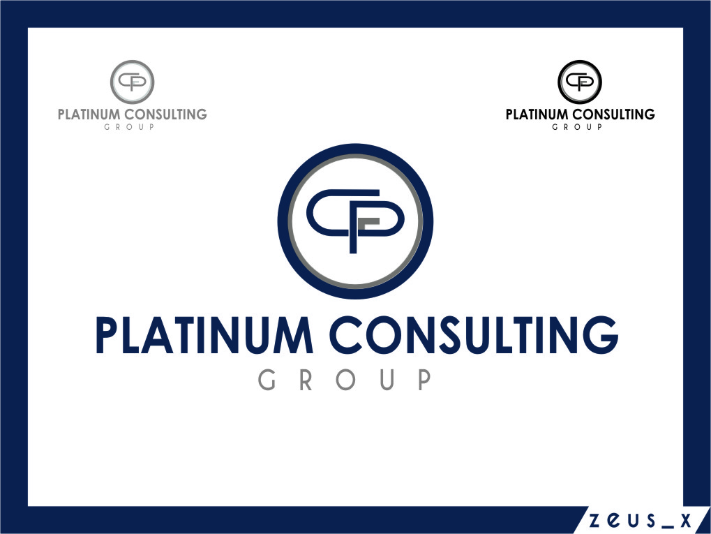 Logo Design by Ngepet_art - Entry No. 88 in the Logo Design Contest Captivating Logo Design for Platinum Consulting Group.